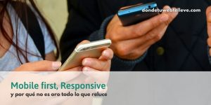La invasión de los móviles y el diseño responsive