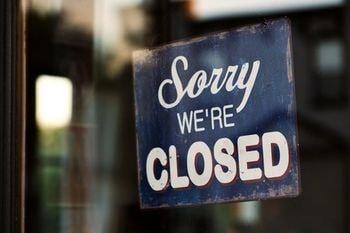 Las Redes Sociales pueden cerrar