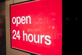 Abierto 24 horas, principal ventaja tiendas online