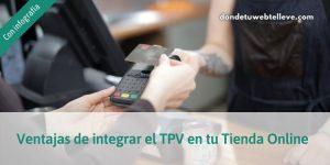 Ventajas de integrar el TPV (POS) en la tienda online